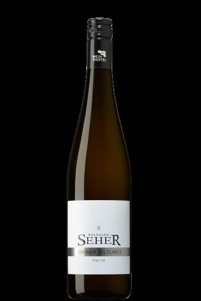 Seher, Grüner Veltliner Platt 28 2020