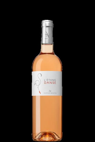 Château Montfin, L'Étang Danse Rosé 2020 Bio